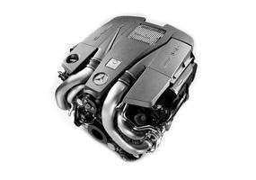 Ремонт двигателей V8 M119
