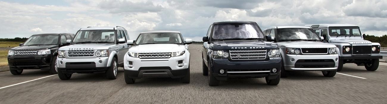 Ремонт и обслуживание двигателей Land Rover