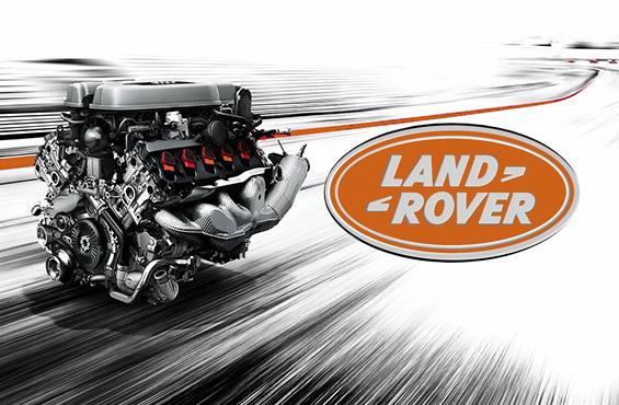 Ремонт двигателей Land Rover в Максимоторс СПб